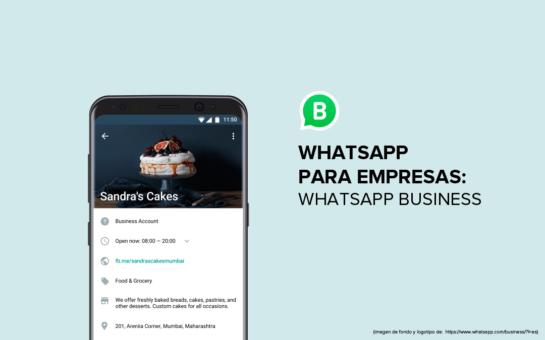 Whatsapp para empresas: llega Whatsapp Business